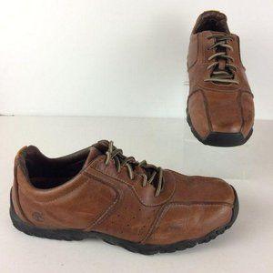 Timberland Lexington Leather Oxford Sneakers Sz 11